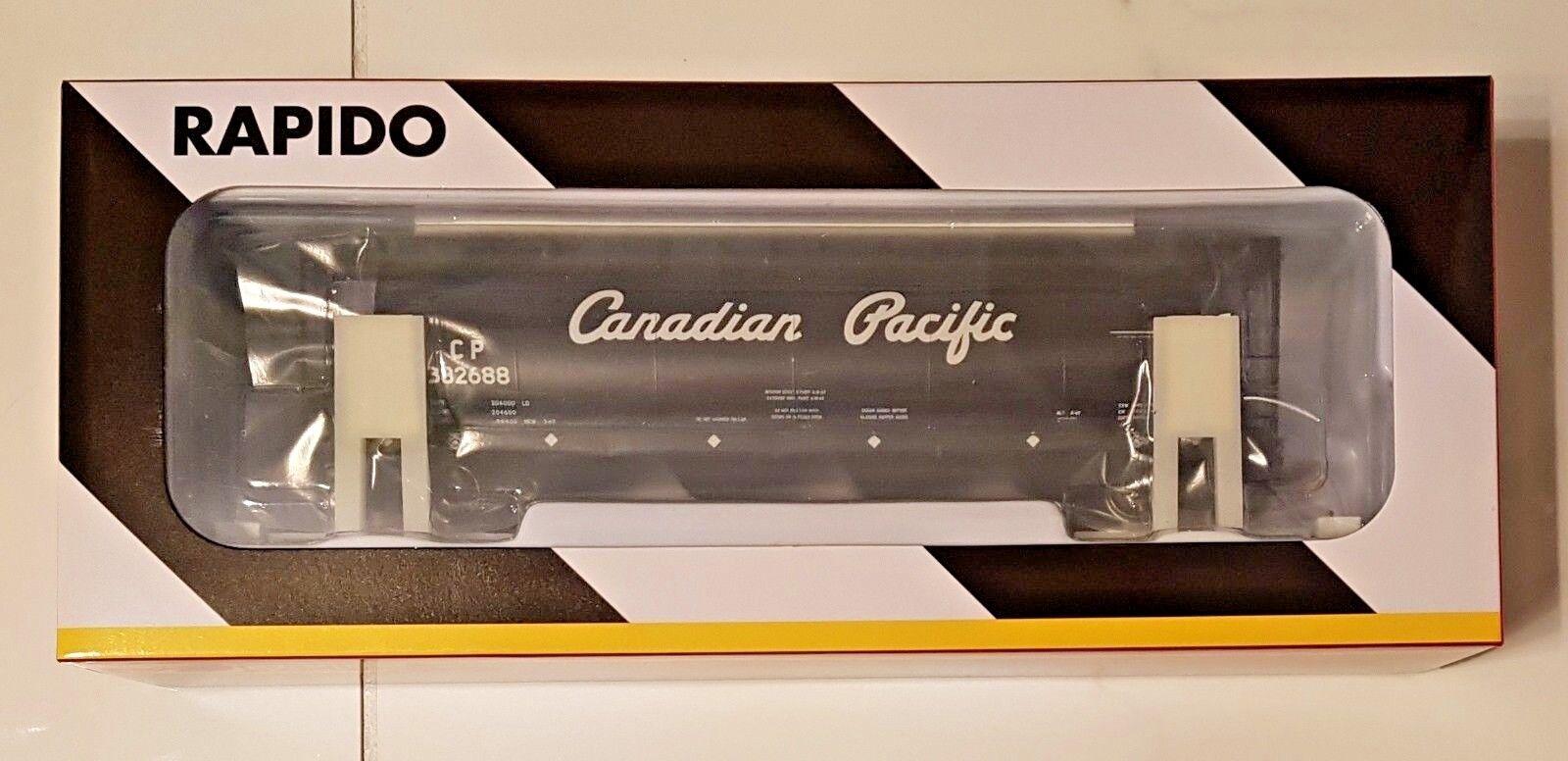 Envío rápido y el mejor servicio Rapido 1 87 Ho Canadian Pacific 3800 Cu. ft. Tolva Tolva Tolva cilíndrica Rd   382688 F S  ahorra hasta un 70%
