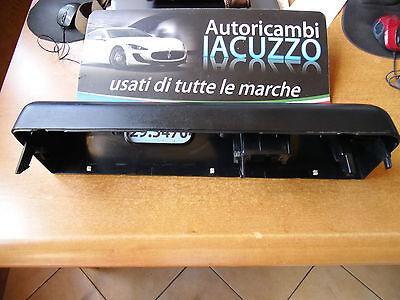 PLASTICA CRUSCOTTO POSTERIORE NERO FIAT PANDA 4x4 FINO AL 2003
