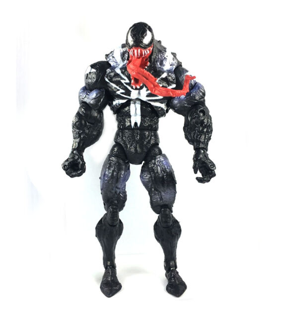 "Marvel Comic 7"" Spiderman Spider-Man Classic Venom Loose Action Figure"