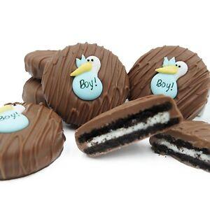 Philadelphia-Candies-Blue-Stork-It-039-s-a-Boy-Milk-Chocolate-OREO-Cookies-Gift