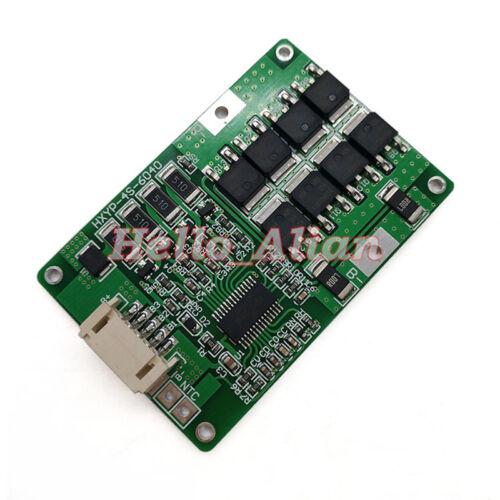 4S 20A 12.8V w// Balance 3.2V LiFePo4 LiFe 32650 Battery BMS Protection PCB Board