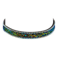 Lux Accessories Burnish Gold Boho Evil Eye Hamsa Protect Inspirational Necklace