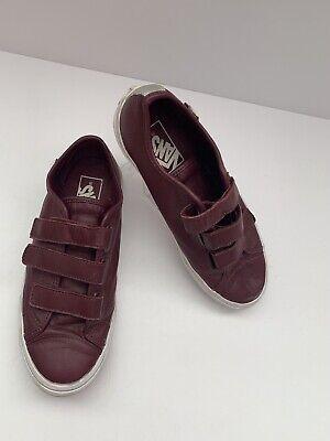 Silver stripe Velcro Sneakers US:M6
