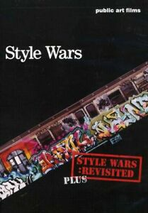 Style-Wars-amp-Style-Wars-Revisited-New-DVD-Ltd-Ed