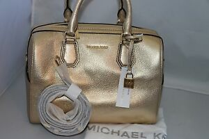7d1d623d09fd Image is loading MICHAEL-Michael-Kors-Studio-Mercer-Medium-Duffel-Bag-