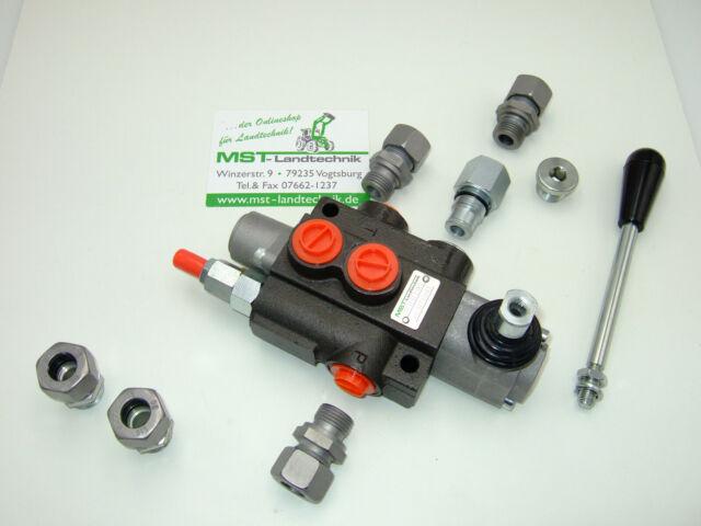 Hawe Hydraulik SG1L-AK Steuerschiebeventil Neu
