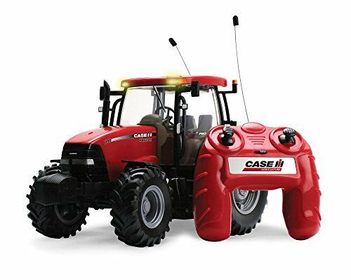 Britains Big Farm 116 Case IH Toy 140 Radio Controlled Tractor Collectable
