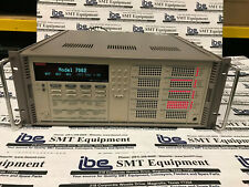 Keithley 7002 Switch System With2 7066 Relay Switch1 7012 S Matrix Withwarranty