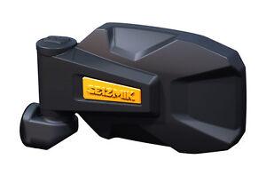 yellow strike seizmik break away side mirrors cam am maverick x3. Black Bedroom Furniture Sets. Home Design Ideas