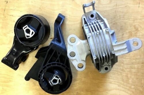 3PC MOTOR MOUNT FOR 2011-2012-2013-2014-2015 CHEVROLET CRUZE ENGINE 1.8L AUTO