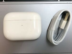 Genuine Working Apple Airpods Pro Wireless Charging Case Only Replacement A2190 Ebay