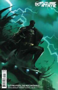 DC Comics Future State The Next Batman 2 - 1st Print (2021) CVR B