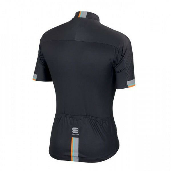 Sportful Bodyfit Pro Team 1101312 Jersey Fahrradtrikot blau/schwarz/türkis - 1101312 Team 6034a8