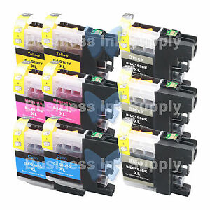 9-PACK-New-LC103-LC103XL-for-Brother-LC101-LC-103-LC-103BK-LC103C-LC103M-LC103Y