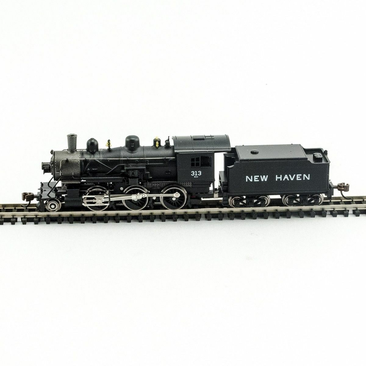 MODEL POWER 876171 N Scale 2-6-0 Mogul New Haven w DCC SOUND  NEW