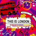 This Is London by Various Artists (CD, Mar-2006, Pazzazz)