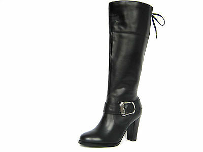 HARLEY DAVIDSON SAMI Womens Fashion Knee High  Motorcycle  Boot US-8.5