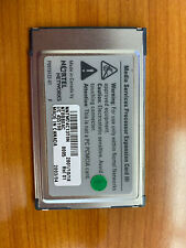 Nortel Media Services Processor Expansion Card Iii Ntbb80ac Rel 1