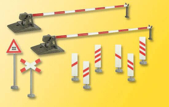 Viessmann TT 5700: completamente automatica ferroviario barriera