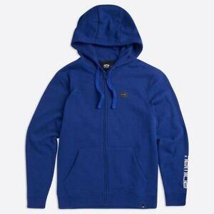 Animal-Almadies-Mens-Full-Zip-Hooded-Jacket-Colour-Cobalt-Blue-Marl