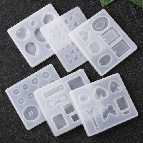 Handwerksbetriebe Epoxy Silicon Molds DIY Taschain Mold Schimmel aus Resin
