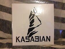 "Kasabian-Club Foot 10""-RARE DOUBLE STENCIL SLEEVE!!!!!!!!!!!!!!!!!!!!!!!!!!!!!!!"