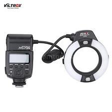 Viltrox JY-670N On-Camera i-TTL LED Ring Flash Light Speedlite for Nikon N7IE