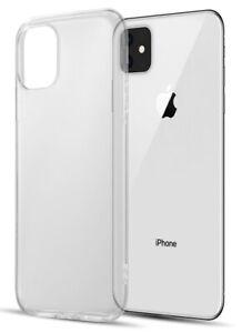 Transparent-Clear-Flex-Gel-TPU-Skin-Case-Slim-Cover-for-Apple-iPhone-11