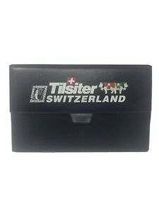 Vintage-Swiss-Tilsiter-Cheese-Switzerland-Playing-Cards-In-Case