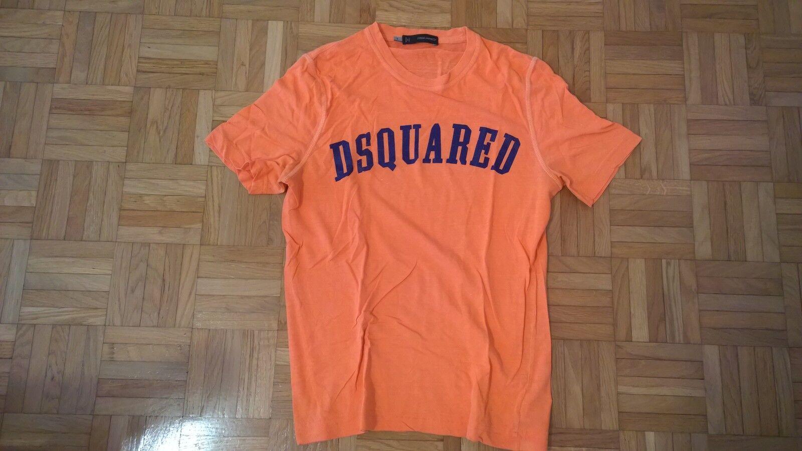 DSQUArot T-Shirt  Cool Guy  TG S Arancio (Maglia, Camiseta)