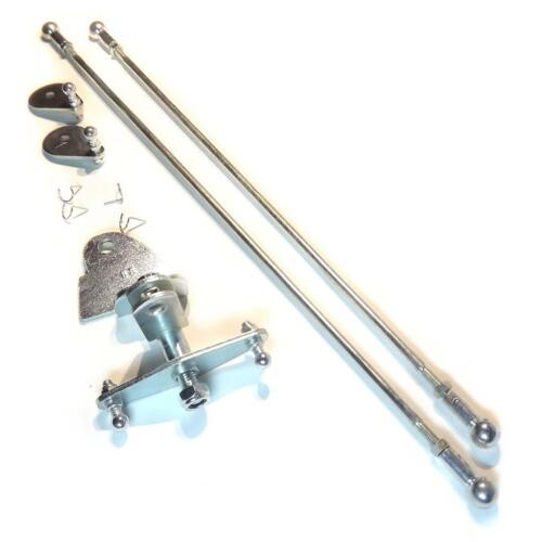Weber 40//44//48 IDF Carburetor Throttle linkage kit VW Beetle T1 Porsche cooling