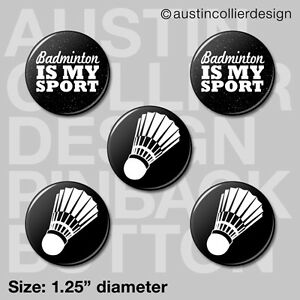 5-BADMINTON-1-25-034-pinback-buttons-badges-shuttlecock-team-gift-pins