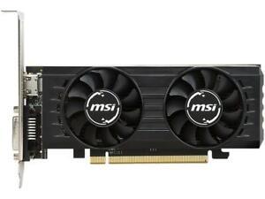 MSI-Radeon-RX-550-DirectX-12-RX-550-4GT-LP-OC-4GB-128-Bit-GDDR5-PCI-Express-x16