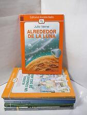 ALREDEDOR DE LA LUNA Graded Spanish Literature Libros en Espanol