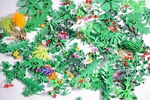 Lego-aleatoire-25x-Plantes-Fleurs-Les-Buissons-Vert-Assortis