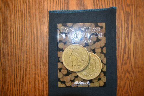 1857-1909 INDIAN HEAD Cent STARTER COLLECTION***with 8 Coins New Album !