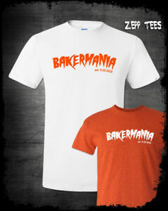 c1ad33c31 Image is loading Bakermania-Baker-Mayfield-Dangerous-Browns-Shirt -Cleveland-216-