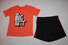 8c686725 item 7 Toddler Boys ORANGE S/S T-SHIRT Basketball MR BIG SHOT Black  Athletic Shorts 2T -Toddler Boys ORANGE S/S T-SHIRT Basketball MR BIG SHOT  Black ...