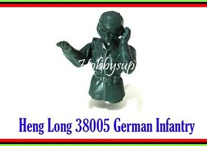 HENG-LONG-3808-3809-3816-1-24-German-Infantry-part-for-RC-Tank-decoration-x-1