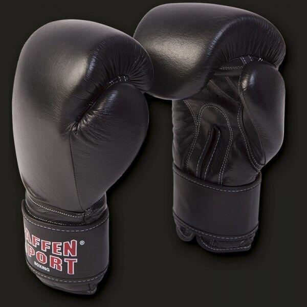Paffen Sport Kibo Fight Boxhandschuhe. Für Sparrin und Trainin Leder. 10-16 Oz.