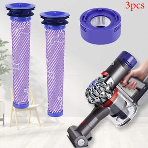 Pre-Filter-HEPA-Post-Filter-Kit-for-Dyson-V7-V8-Cordless-Stick-Vacuum-Cleaner