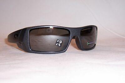 Oakley GASCAN (OO9014 35 60) En Acier Avec Prizm Noir