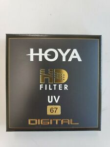 NIB-Genuine-Hoya-HD-UV-Filter-67mm