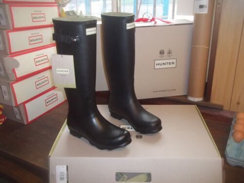 MENS BLACK NORRIS HUNTER WELLINGTONS WELLIES IN HALIFAX AND BRADFORD SIZE 9