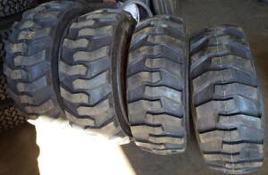 Details About 4 Tires With Wheels John Deere Model Skid Steer With Tire Size 14 17 5 14175