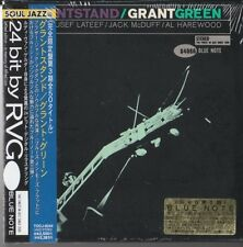 Grant Green – Grantstand (1961) BLUE NOTE RVG JAPAN MINI LP CD Yusef Lateef