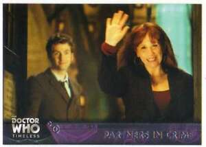 2016-Topps-Doctor-Who-Timeless-Trading-Card-59-Partners-in-Crime