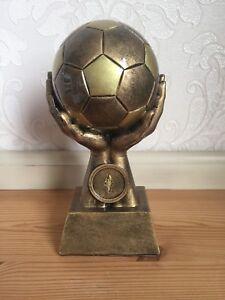 Gravure Gratuite 160 mm ENVOI GRATUIT Football Gardien De but Trophy Iceberg Acrylique