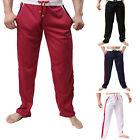 Fashion Mens Casual Harem Baggy Hip Hop Dance Gym Sweat Pants Slacks Trousers