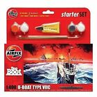 Airfix 1 400 Das Boot U Boat Type VIIC Small Starter Submarine Model Set